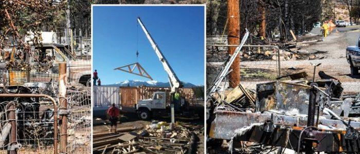 Fire Rebuild Community Develpoment