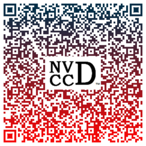 QR Code to Donate to NVCCD