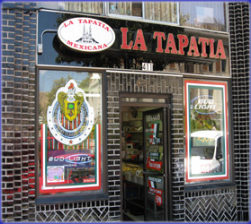 Lalo Haro, along with Humbero Campos, established La Tapatia in 1976 in South San Francisco. Today our city mourns the loss of Lala.