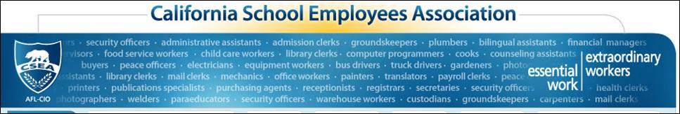 california school employees assoc