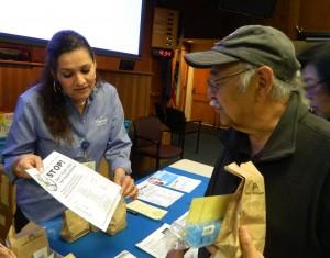 Evelyna Guiterrez KPSSF Pharmacy with Tak Nasu