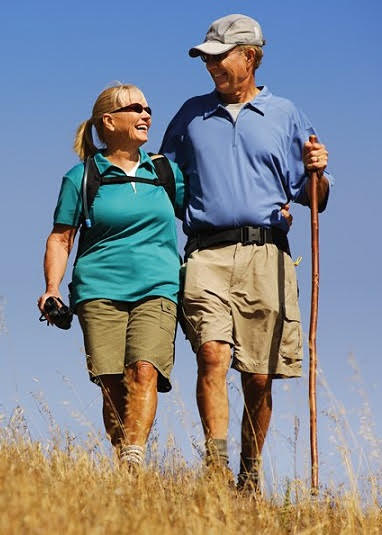 Hiking is not only great exercise for the body, it is great for your mind!