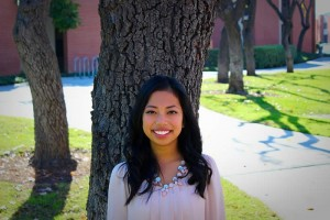 21 year old Connie Marie Lico Climbs from South San Francisco, is majoring in Consumer Affairs; minor in Entrepreneurship and Human Resources Management