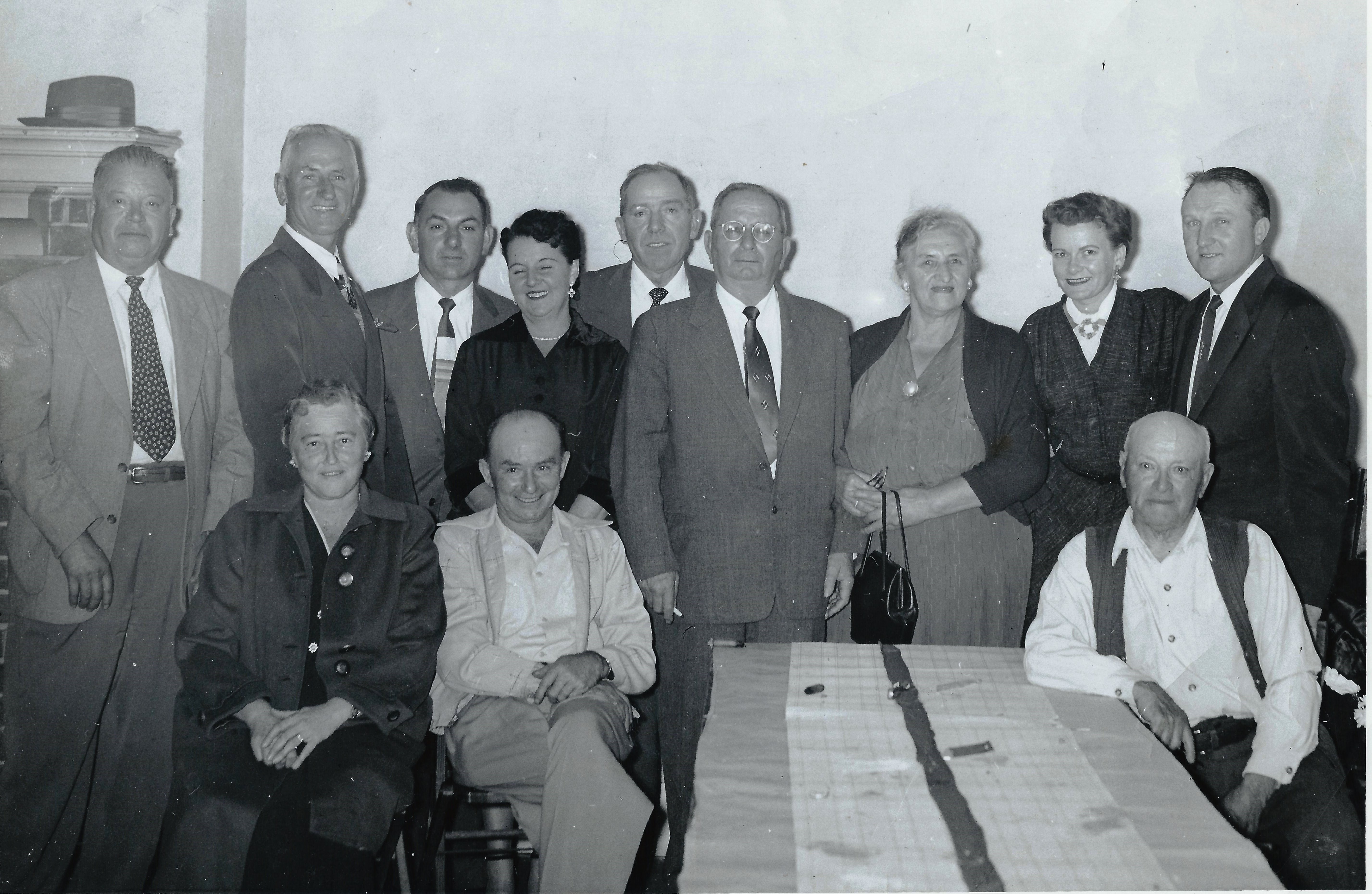 IACC Officers 1930's