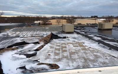 EMERGENCY ROOF REPLACEMENT