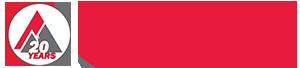 20 Year Logo for Website