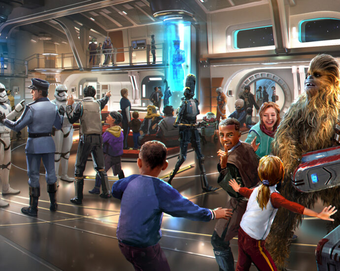 Star Wars Galactic Starcruiser