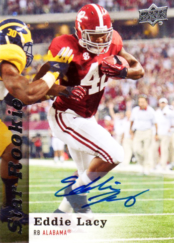 2013-Upper-Deck-Football-Autograph-Star-Rookie-Eddie-Lacy