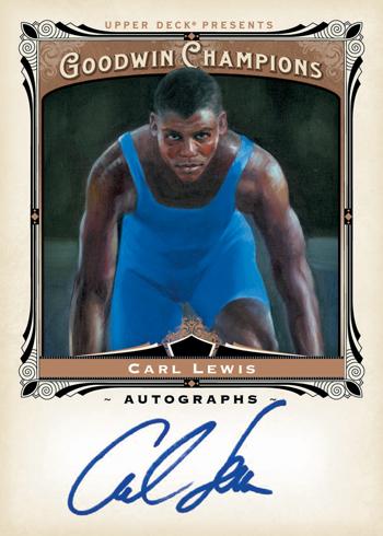 2013-Upper-Deck-Goodwin-Champions-Autograph-Cards-Carl-Lewis