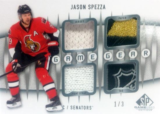 2013-14-NHL-SP-Game-Used-Game-Gear-Memorabilia-Jason-Spezza
