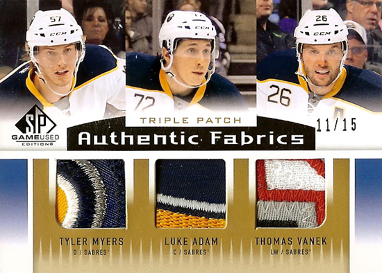 2014-SP-Game-Used-NHL-Triple-Patch-Buffalo-Sabres