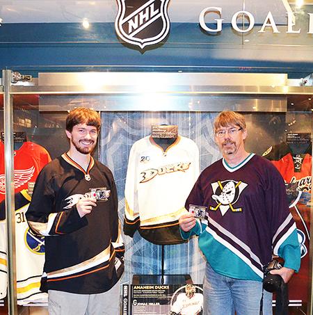 2014-Hockey-Hall-of-Fame-Team-Fan-Days-Upper-Deck-Goalie-Cards-Anaheim-Ducks-A