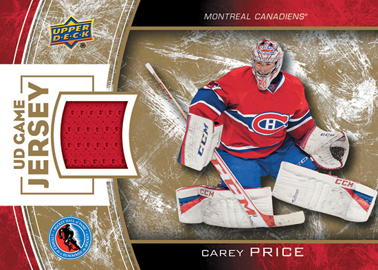 2014-Upper-Deck-Hockey-Hall-of-Fame-Team-Fan-Days-Exclusive-Game-Worn-Jersey-Card-Carey-Price