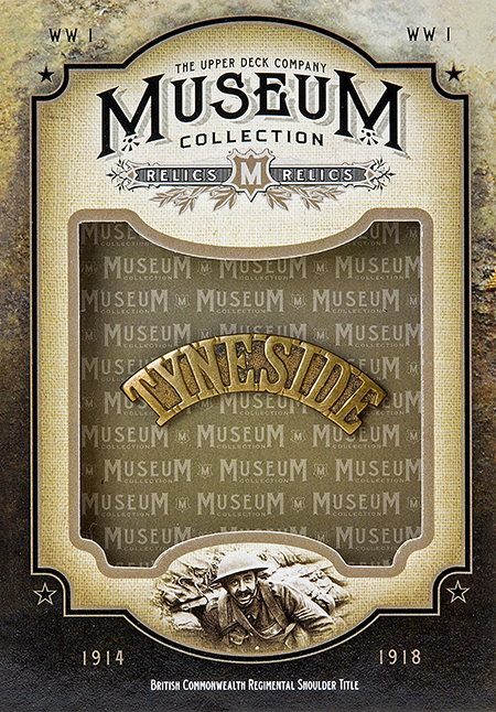 2014-Upper-Deck-Goodwin-Champions-Museum-Collection-World-War-I-WWI-Artifacts-Soldier-Title