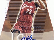 Collecting LeBron: The Top 10 King James Upper Deck Rookie Cards