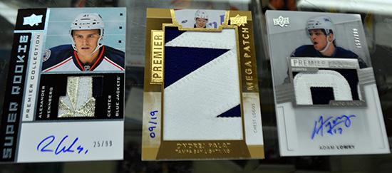 jim-steves-sportscards-waukegan-il-upper-deck-authenticated-memorabilia-premier-hockey-pulls