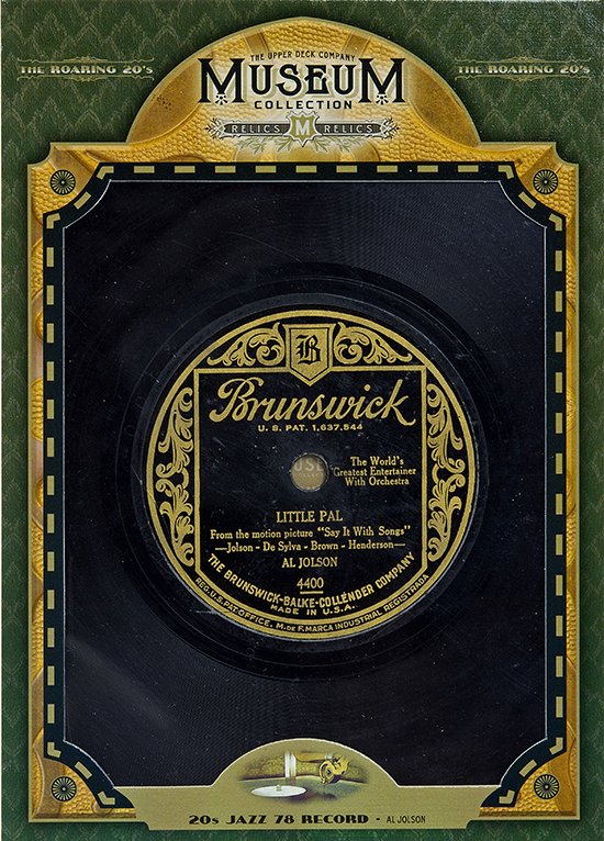 2015-Goodwin-Champions-Museum-Collection-Roaring-20s-Original-Vinyl-Record-2