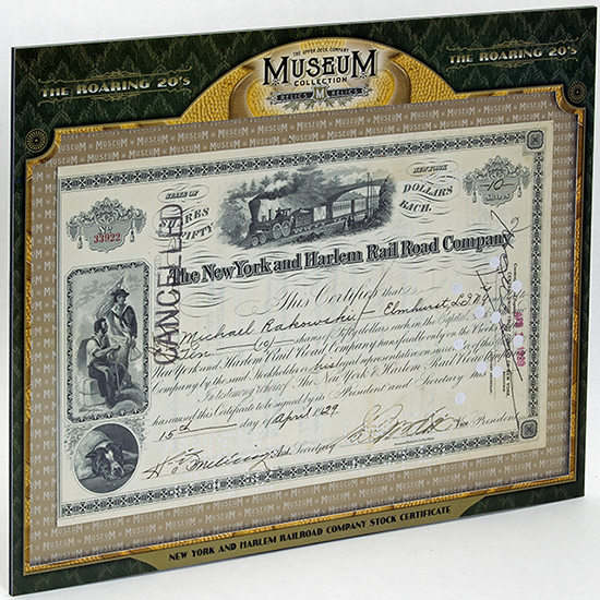2015-Goodwin-Champions-Museum-Collection-Roaring-20s-Stock-Certificate