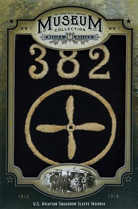 2015-Goodwin-Champions-Museum-Collection-WWi-aviation-squad-sleeve-isignia