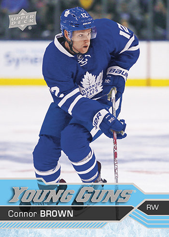 2016-17-nhl-upper-deck-series-one-young-guns-rookie-card-connor-brown