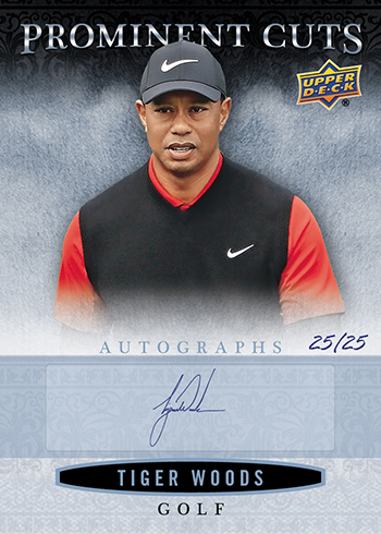2018-upper-deck-prominent-cuts-national-sports-collectors-convention-vip-tiger-woods-autograph
