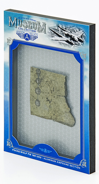 2018-upper-deck-goodwin-champions-museum-collection-aviation-relics-aluminum-airframe-section