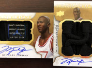 Brag Photo: New Michael Jordan Hard-Signed Autograph Cards Coming to Upper Deck's 2019 Goodwin Champions