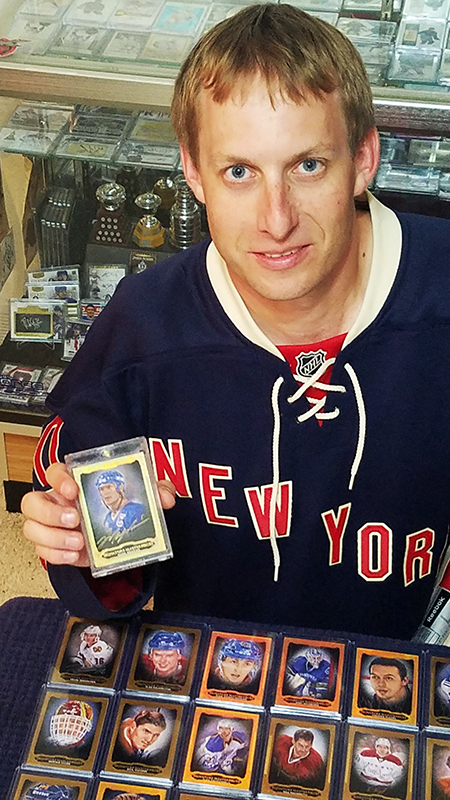 upper deck ultimate collection nhl signature masterpieces set wade getzlaff
