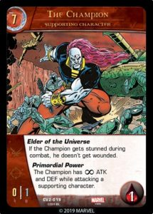 1 - 2019-upper-deck-vs-system-2pcg-marvel-crossover-volume-2-supporting-character-champion