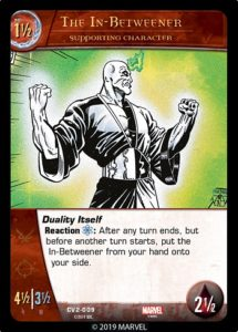 1 - 2019-upper-deck-vs-system-2pcg-marvel-crossover-volume-2-supporting-character-in-betweener