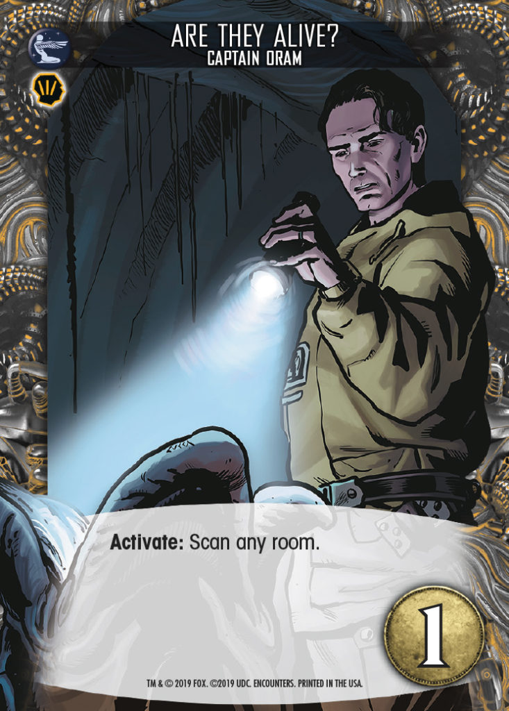 Legendary Encounters Alien Covenant Captain Oram Are they Alive?