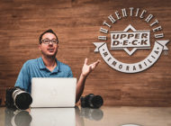 """Upper Deck and Sports Photographer Nick Wosika Release New Webseries Called, """"The Card Show!"""""""