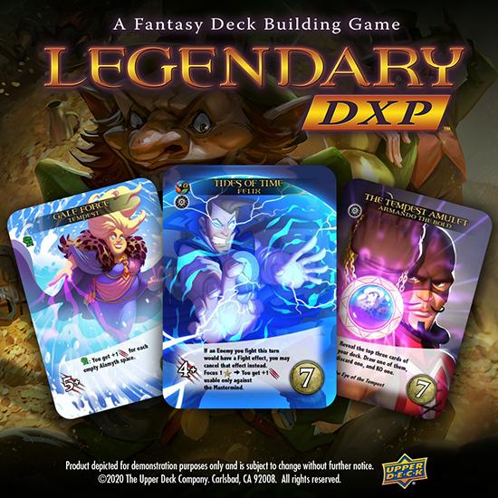 Legendary DXP