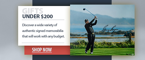 2020 father's day golf memorabilia under $200