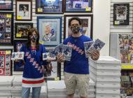 Upper Deck's Stanley Cup Playoff Hobby Tournament: Carolina Hurricanes vs. New York Rangers