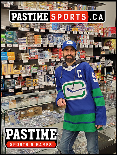 vancouver canucks nhl stanley cup playoffs pastime sports games langley bc