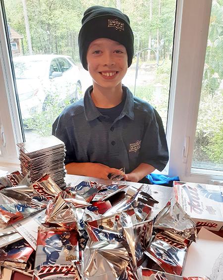 2020-21 nhl mvp mirror cards kid designer 9-year-old