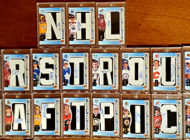 Set Collector Saturday: Larry's Amazing NHL First Round Draft Picks SP Game-Used Draft Day Marks Set