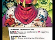 Vs. System 2PCG: Master of Evil Card Preview – The Masters of the Masters of Evil