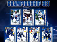 NHL® Upper Deck Stanley Cup Champion Set for the Tampa Bay Lightning is Available NOW!