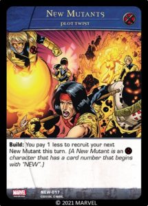 1-2018-upper-deck-vs-system-2pcg-marvel-new-mutants-plot-twist-new-mutants
