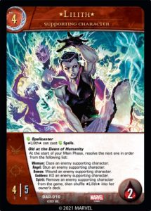 2-2021-upper-deck-vs-system-2pcg-marvel-into-darkness-supporting-character-lilith