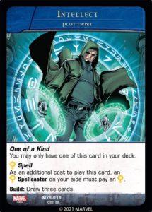 2-2021-upper-deck-vs-system-2pcg-marvel-mystic-arts-plot-twist-spell-intellect