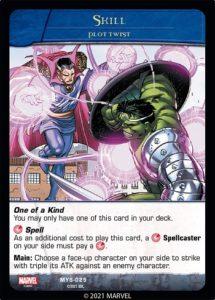 3-2021-upper-deck-vs-system-2pcg-marvel-mystic-arts-plot-twist-spell-skill
