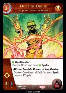 3-2021-upper-deck-vs-system-2pcg-marvel-mystic-arts-supporting-character-doctor-druid