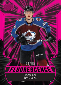 Bowen Byram - Florescence - 2020-21 Upper Deck NHL Series 2