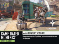2021 Overwatch League™ Game Dated Moments Week 1 Cards are Now Available!