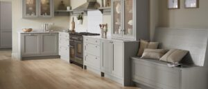 Howdens Chilcomb Pebble Shaker Kitchen