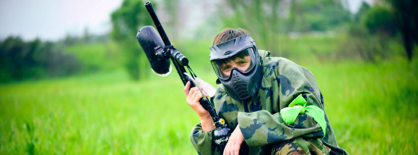 The benefits of playing paintball