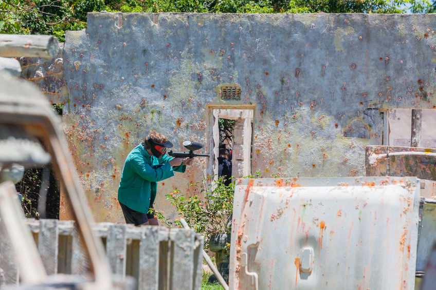 Master the Basics to Play Paintball